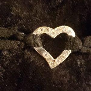 Choker Heart Necklace